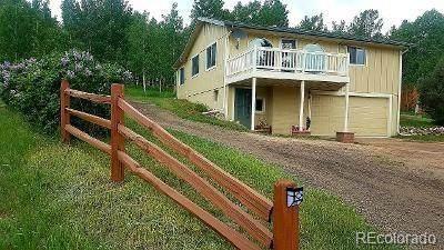 9893 Arnold Street, Conifer, CO 80433 (MLS #2597914) :: 8z Real Estate