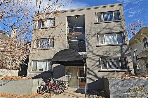 1056 N Marion Street #303, Denver, CO 80218 (#2602743) :: The Healey Group