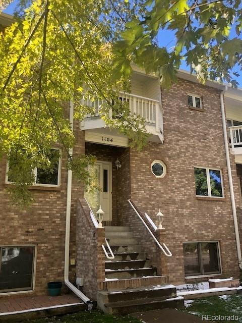 1104 Maple Street #4, Golden, CO 80401 (#2606993) :: The Peak Properties Group