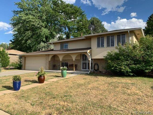 8348 W 72nd Avenue, Arvada, CO 80005 (#2617884) :: HomeSmart Realty Group