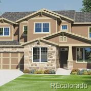 12141 Pine Post Drive, Parker, CO 80138 (#2630028) :: Structure CO Group