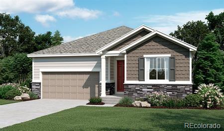 3694 White Rose Loop, Castle Rock, CO 80108 (#2641912) :: The HomeSmiths Team - Keller Williams