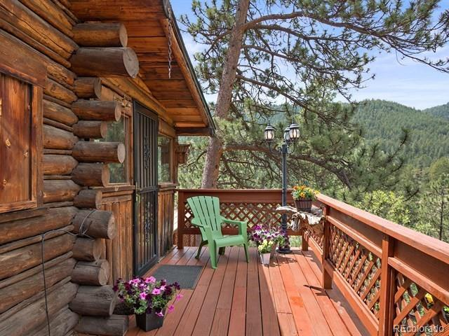 20656 Seminole Road, Indian Hills, CO 80454 (#2674254) :: The Pete Cook Home Group