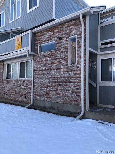 4971 Garrison Street 202G, Wheat Ridge, CO 80033 (#2721279) :: Mile High Luxury Real Estate