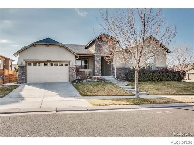 16608 E 106th Drive, Commerce City, CO 80022 (MLS #2721620) :: 8z Real Estate