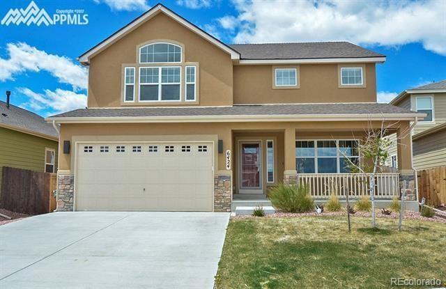 6424 Donahue Drive, Colorado Springs, CO 80923 (#2725360) :: The Galo Garrido Group