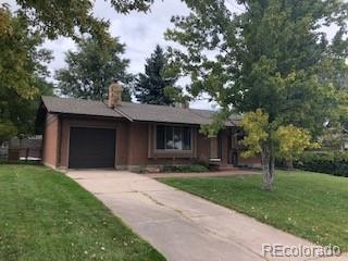 8623 W Burgundy Drive, Littleton, CO 80123 (MLS #2728904) :: Kittle Real Estate