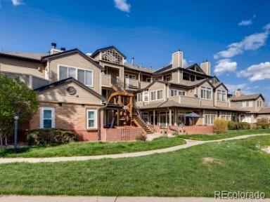 6001 S Yosemite Street J103, Greenwood Village, CO 80111 (#2772482) :: The Peak Properties Group