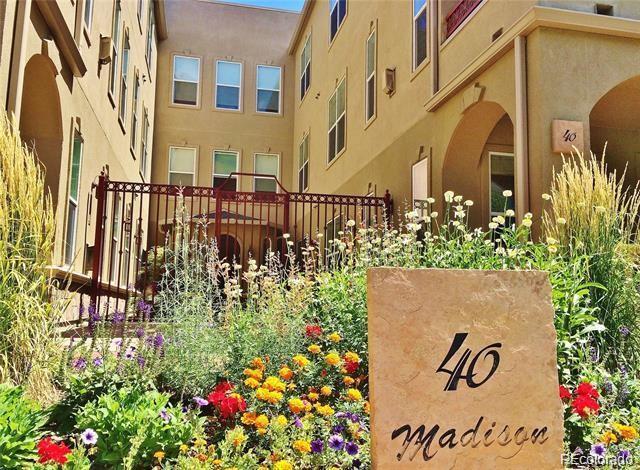 40 Madison Street #201, Denver, CO 80206 (#2801743) :: James Crocker Team