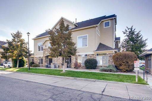 1509 S Florence Court #208, Aurora, CO 80247 (MLS #2838486) :: Kittle Real Estate