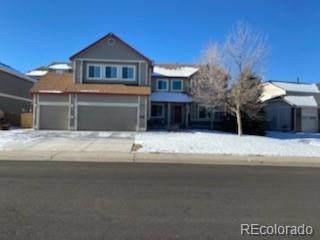 10653 Clarkeville Way, Parker, CO 80134 (#2844315) :: HomeSmart