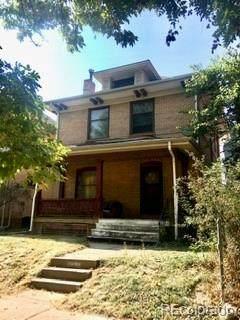 1365 Adams Street, Denver, CO 80206 (#2873025) :: Portenga Properties - LIV Sotheby's International Realty