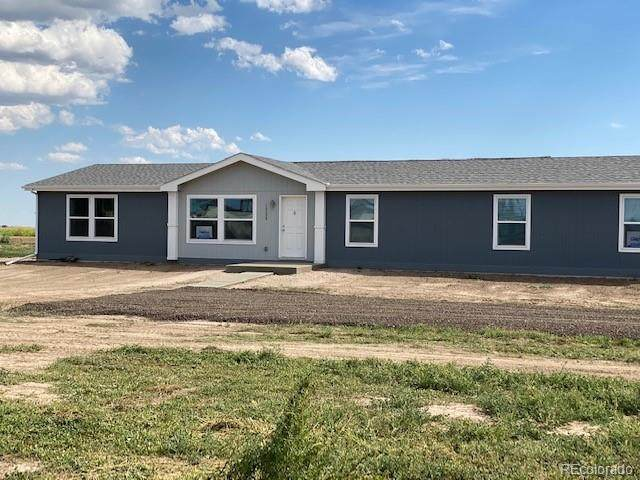 19440 County Road 90, Pierce, CO 80650 (#2875833) :: The Scott Futa Home Team