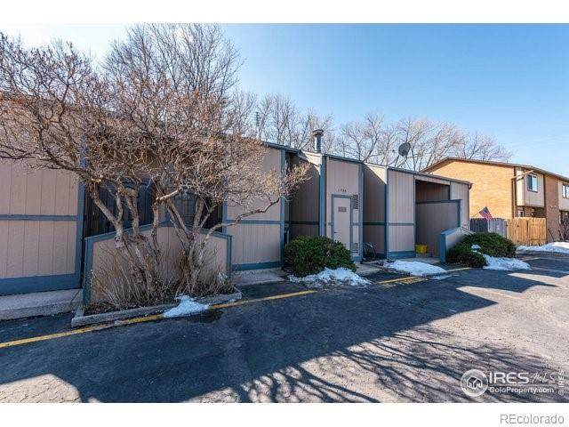 1730 Palm Drive #2, Fort Collins, CO 80526 (#2881630) :: The Brokerage Group