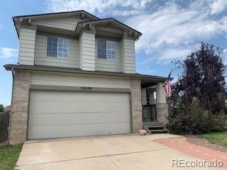 12690 W Brandt Drive, Littleton, CO 80127 (MLS #2887600) :: 8z Real Estate