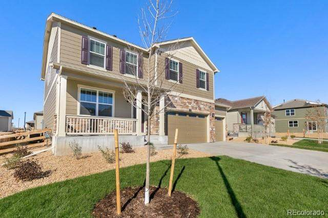 7604 E 158th Place, Thornton, CO 80602 (#2890497) :: The Heyl Group at Keller Williams