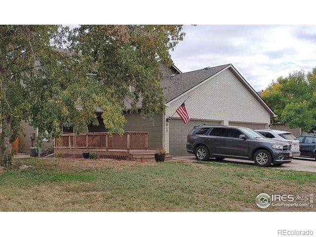 417 Stevens Circle, Platteville, CO 80651 (MLS #2900517) :: 8z Real Estate