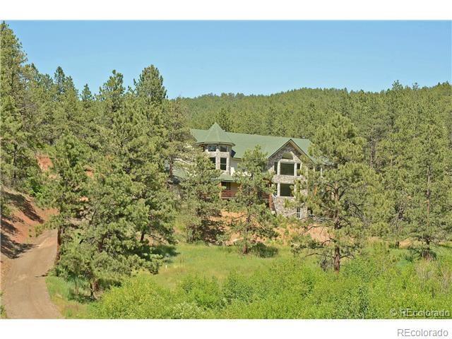 1320 S County Highway 67 #1, Sedalia, CO 80135 (MLS #2909160) :: 8z Real Estate