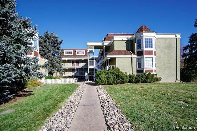 19630 Victorian Drive A4, Parker, CO 80138 (#2940444) :: The Peak Properties Group