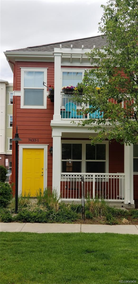 7433 E 26th Avenue #1, Denver, CO 80238 (#2948974) :: The Heyl Group at Keller Williams