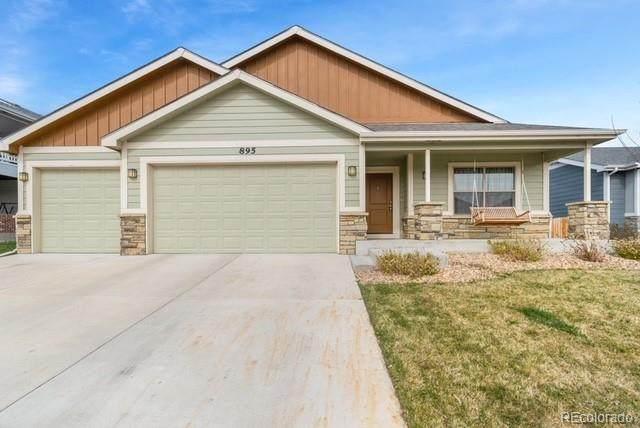 895 Saddleback Drive, Milliken, CO 80543 (#2974426) :: The Dixon Group