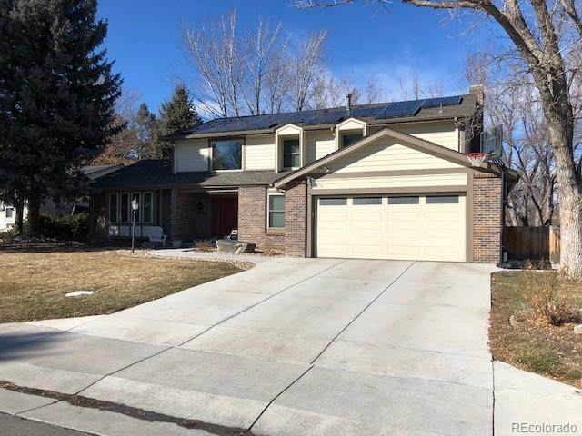 10341 E Berry Drive, Greenwood Village, CO 80111 (#2983380) :: The HomeSmiths Team - Keller Williams