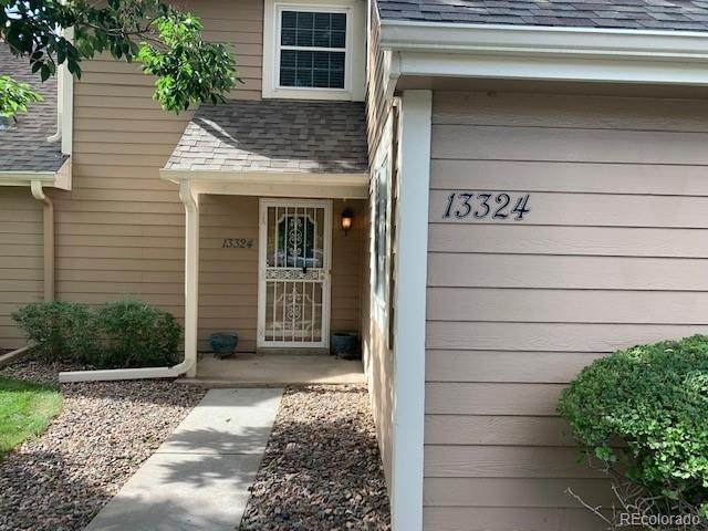 13324 E Asbury Drive, Aurora, CO 80014 (#2985470) :: Peak Properties Group