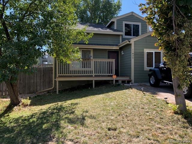 17826 E Colgate Place, Aurora, CO 80013 (#2990479) :: The Heyl Group at Keller Williams