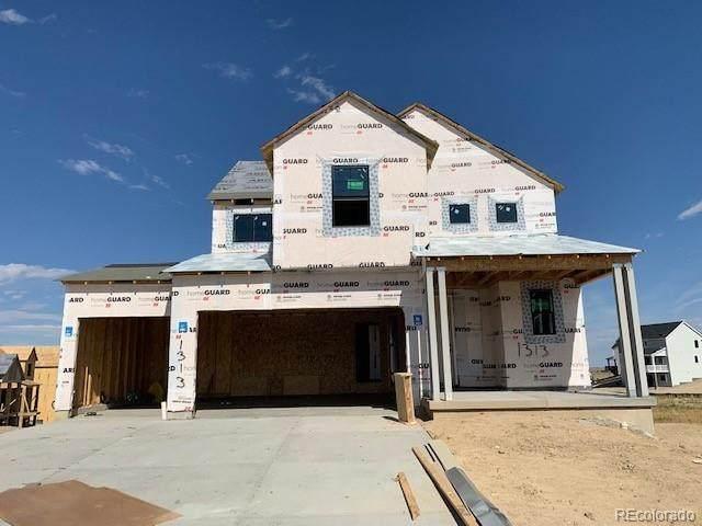 1313 Elbridge Drive, Elizabeth, CO 80107 (#3006065) :: The Griffith Home Team