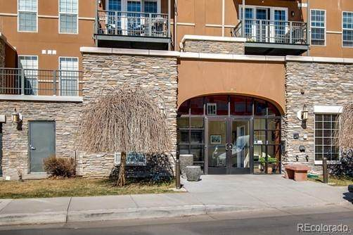 640 11th Street #203, Golden, CO 80401 (MLS #3015114) :: Wheelhouse Realty