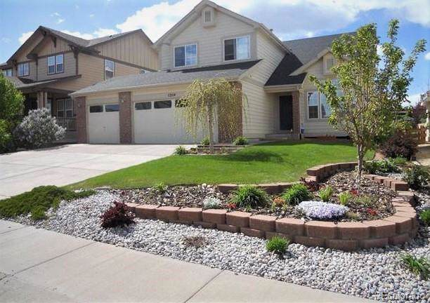 12114 Point Reyes Drive, Peyton, CO 80831 (#3015197) :: The Healey Group