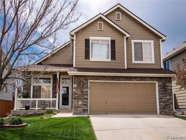 5520 E Aspen Avenue, Castle Rock, CO 80104 (#3027908) :: The HomeSmiths Team - Keller Williams