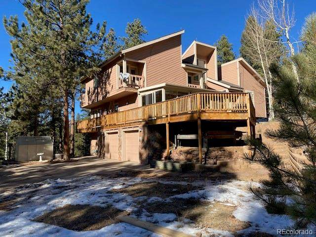 2302 Mount Evans Boulevard, Pine, CO 80470 (#3030448) :: Colorado Home Finder Realty