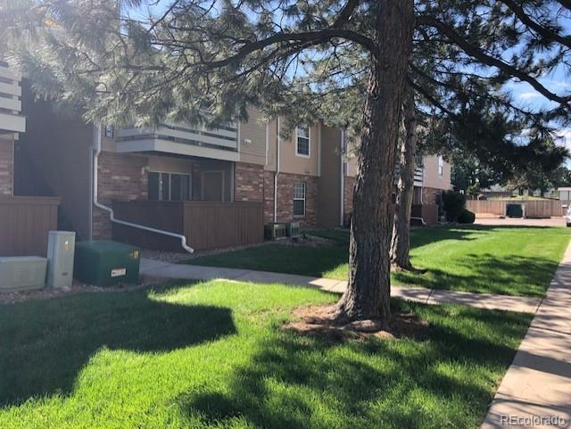 3320 S Ammons Street #102, Lakewood, CO 80227 (MLS #3035790) :: 8z Real Estate