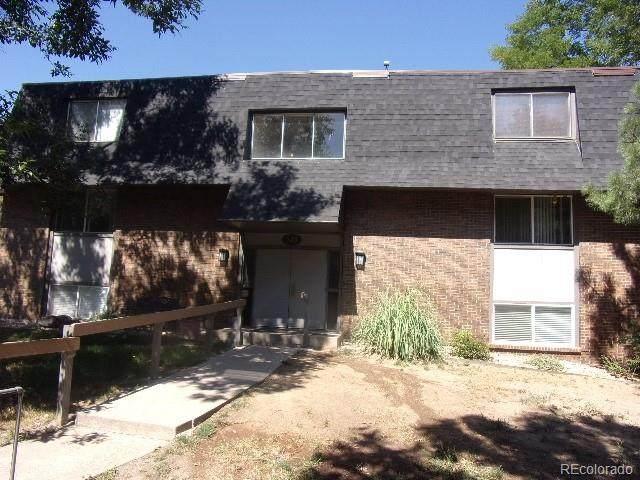 249 E Highline Circle #202, Centennial, CO 80122 (#3072407) :: HomeSmart Realty Group
