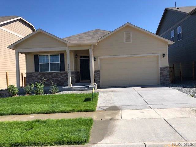 1252 Alta Street, Lochbuie, CO 80603 (#3084713) :: The Gilbert Group