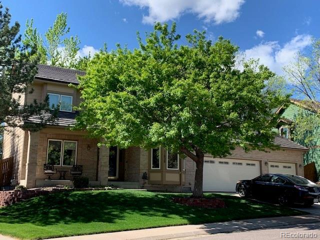 11020 W Rowland Avenue, Littleton, CO 80127 (#3118562) :: The DeGrood Team