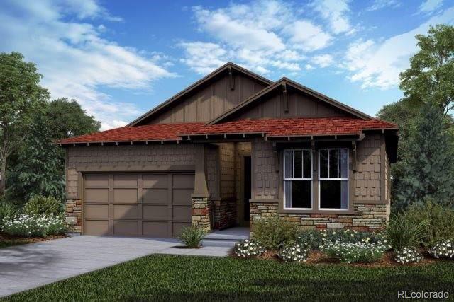 4175 Forever Circle, Castle Rock, CO 80109 (MLS #3120282) :: 8z Real Estate