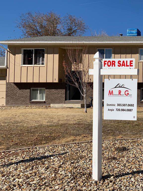 1 Grissom Place, Pueblo, CO 81001 (MLS #3140591) :: 8z Real Estate