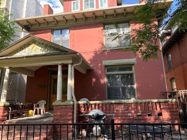 1620 Washington Street, Denver, CO 80203 (MLS #3144082) :: Keller Williams Realty