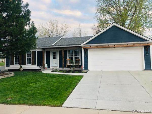 6019 S Odessa Circle, Centennial, CO 80015 (MLS #3145618) :: 8z Real Estate