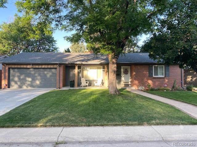 2890 S York Street, Denver, CO 80210 (#3196903) :: Mile High Luxury Real Estate
