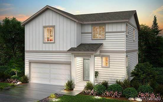 12861 Billingsley Trail, Parker, CO 80134 (#3197799) :: Bring Home Denver with Keller Williams Downtown Realty LLC