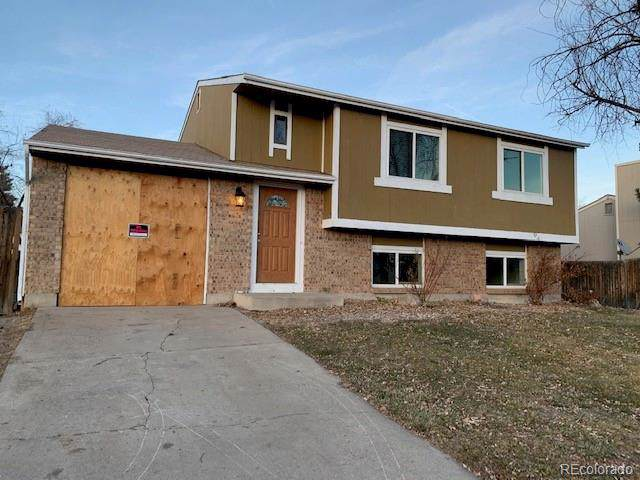 4870 S Field Way, Littleton, CO 80123 (#3232281) :: The Griffith Home Team