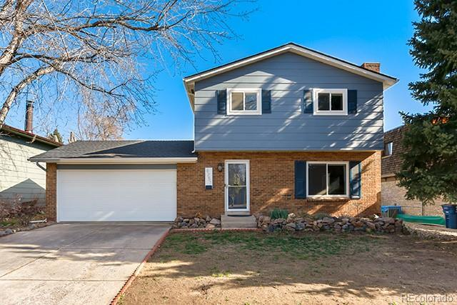 6257 W Kenyon Avenue, Denver, CO 80235 (#3233408) :: The Peak Properties Group