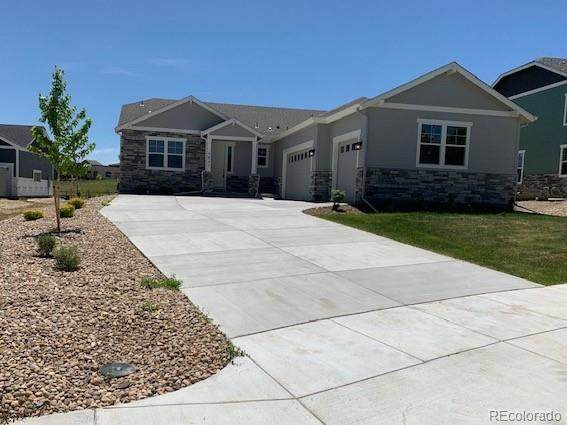 2851 Eagle Circle, Erie, CO 80516 (#3234758) :: The Peak Properties Group