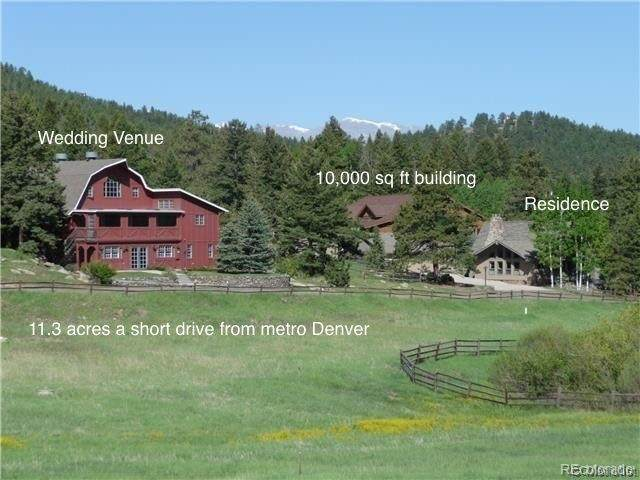 27826 Alabraska Lane, Evergreen, CO 80439 (#3235557) :: The DeGrood Team
