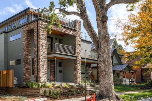 4459 Tejon Street, Denver, CO 80211 (#3246251) :: milehimodern
