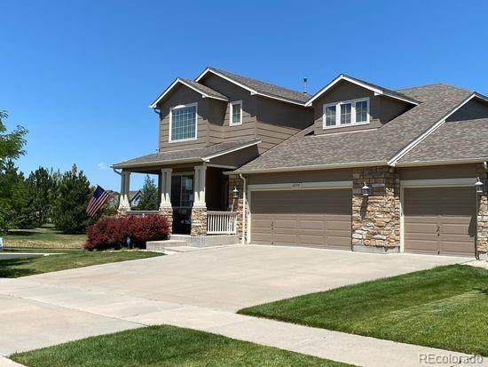 16709 E Fire Fly Avenue, Parker, CO 80134 (#3275400) :: Peak Properties Group