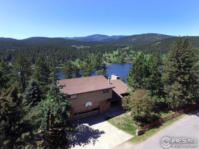 28556 Evergreen Manor Drive, Evergreen, CO 80439 (#3324817) :: The DeGrood Team